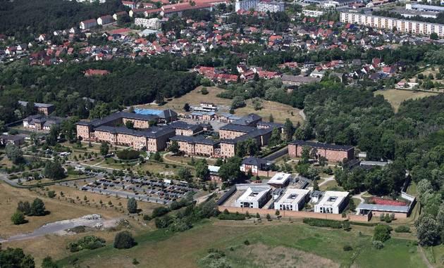 Martin Gropius Krankenhaus Eberswalde