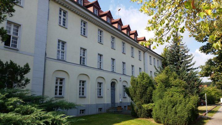 Sanierung des Verwaltungsgebäudes in Luckau