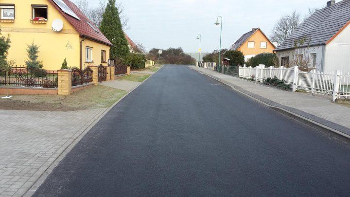 Ausbau der Fliederallee im OT Clara-Zetkin-Siedlung in Eberswalde